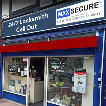 Locksmith store in Tottenham
